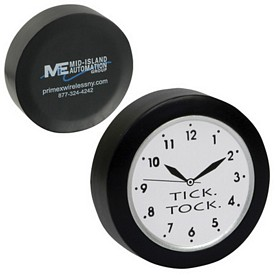 Customized Clock Stress Reliever