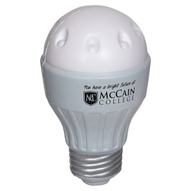 Customized Led Light Bulb Stress Reliever