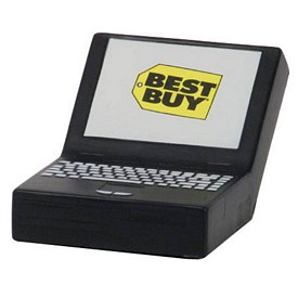 Promotional Laptop Computer Stress Reliever