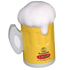 Custom Beer Mug Stress Reliever