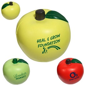 Customized Apple Stress Reliever