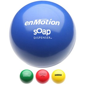 Customized Gel-Ee Gripper Ball Stress Reliever