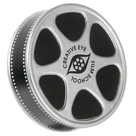 Custom Film Reel Stress Reliever
