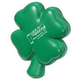 Customized 4-Leaf Clover Stress Reliever