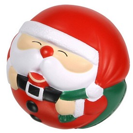 Customized Santa Claus Ball Stress Reliever