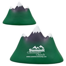 Custom Mountain Peak Stress Reliever