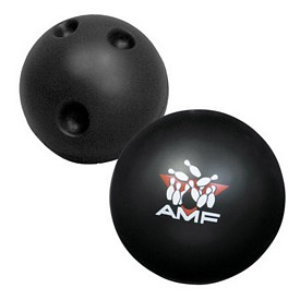 Promotional Bowling Ball Stress Reliever