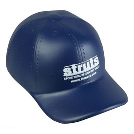 Promotional Baseball Hat Stress Reliever
