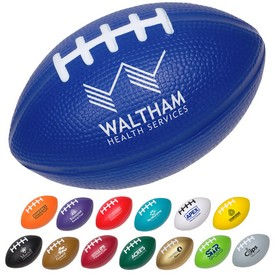 Promotional Medium Football Stress Reliever