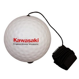 Custom Golf Ball Yo-Yo Stress Reliever