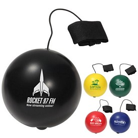 Promotional Stress Ball Yo-Yo Stress Reliever