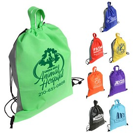 Customized Glide Right Drawstring Bag