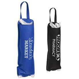 Promotional Plastic Bag Keeper Tube