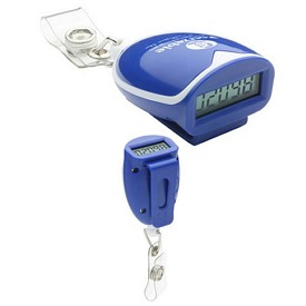 Customized Id Clip Pedometer