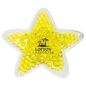 Promotional Star Hot-Cold Pack