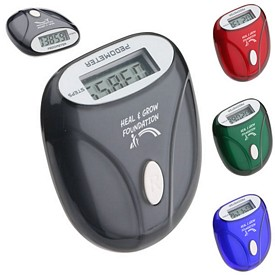 Customized U-Go Step Pedometer
