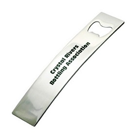 Promotional Stainless Steel Bottle Opener