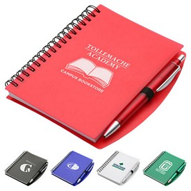 Promotional Hardcover Notebook Pen Set