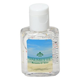 Custom Half Ounce Moisture Bead Hand Sanitizer