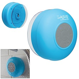 Promotional Water Resistant Bluetooth Speaker