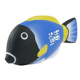 Promotional Blue Tang Fish Stress Reliever