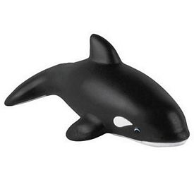 Promotional Killer Whale Stress Reliever
