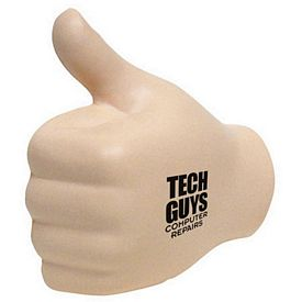 Customized Hand Thumbs Up Stress Reliever