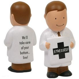 Promotional Physician Stress Reliever