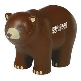 Promotional Bear Stress Reliever