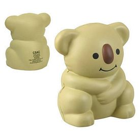 Promotional Koala Bear Stress Reliever