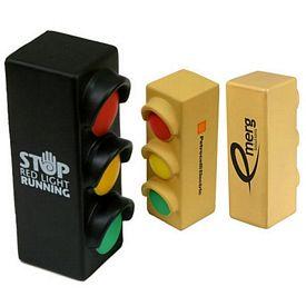 Promotional Traffic Light Stress Reliever