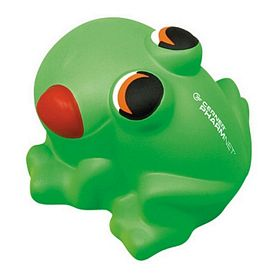 Promotional Cartoon Frog Stress Reliever