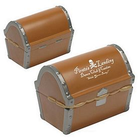 Promotional Items - Treasure Chest Stress Reliever