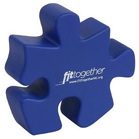 Customized Puzzle Piece Stress Reliever