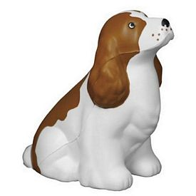 Promotional Items - Spaniel Stress Reliever