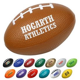 Promotional Items - Small Football Stress Reliever