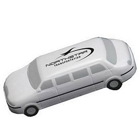 Promotional Limousine Stress Reliever