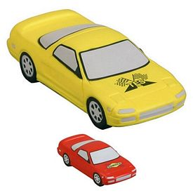 Promotional Items - Sports Car Stress Reliever