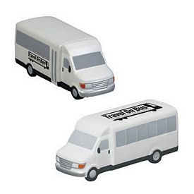 Promotional Items - Shuttle Bus Stress Reliever