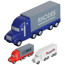 Promotional Items - Semi Truck Stress Reliever