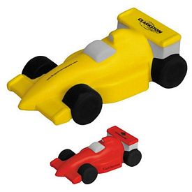 Promotional Race Car Stress Reliever