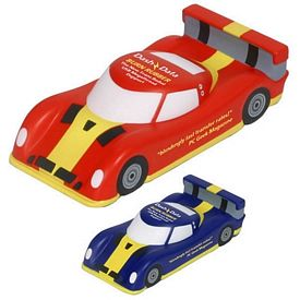 Promotional Stock Car Stress Reliever