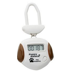 Promotional Fit Fido Dog Pedometer
