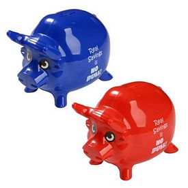 Promotional Items - Big Bull Bank