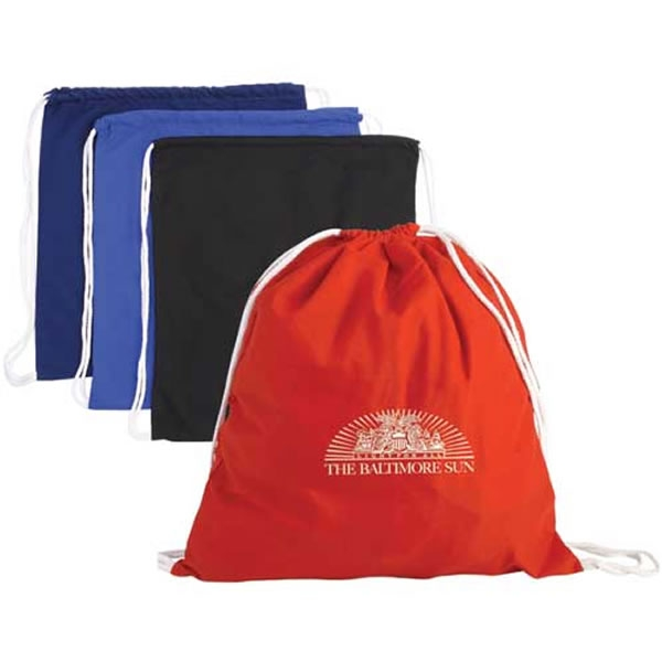 Customized Value Drawstring Shoulder Pack  e75646d1fe5f9