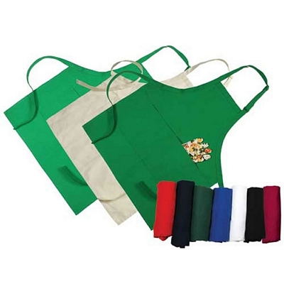 Promotional Adjustable Full Length Apron