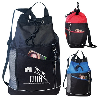 Promotional Photographer Shoulder Pack