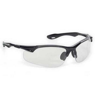 Promotional Clear Anti-Fog Fashion Style Wrap Around Safety Sun Glasses