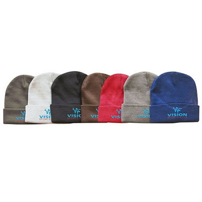 Promotional Long Cuff Beanie