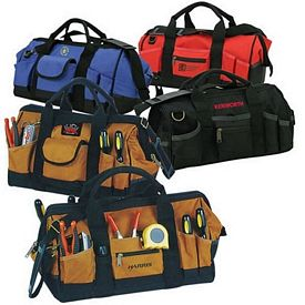 Promotional Large Polyester Tool Bag